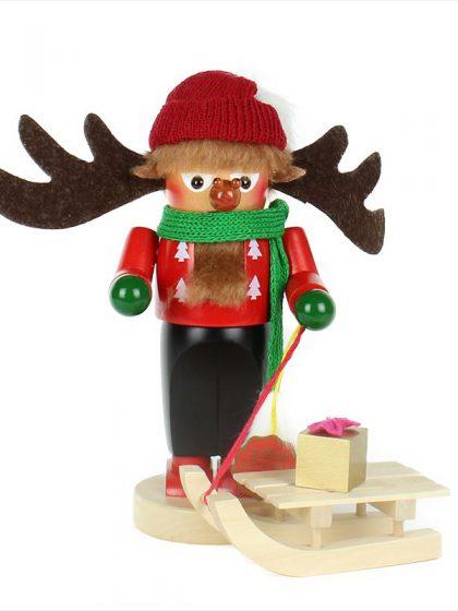 Produktbild S1385 – Chubby Rudolph with Sleigh