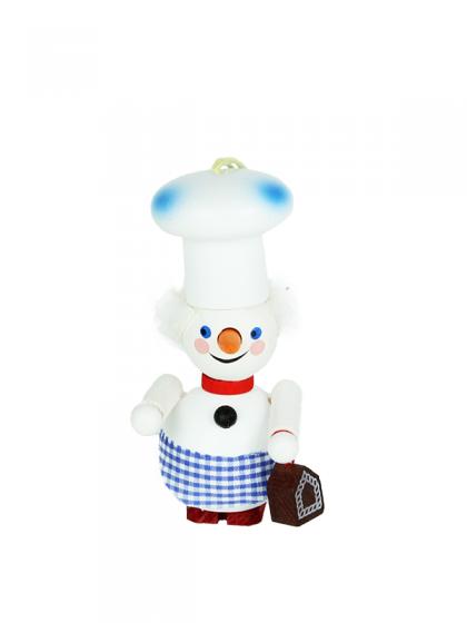 Produktbild S2922 – Ornament Baker Snowman