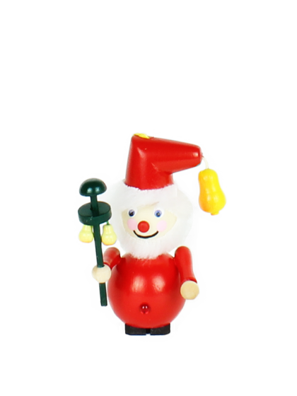 Produktbild S546 – Ornament Pear Tree Santa