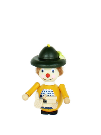 Produktbild S580 – Ornament Farm Boy with Tractor