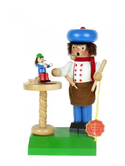 Produktbild S812 – Smoker Geppetto