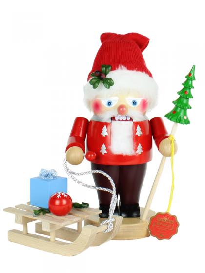 Produktbild S1524 – Troll Santa with Sleigh