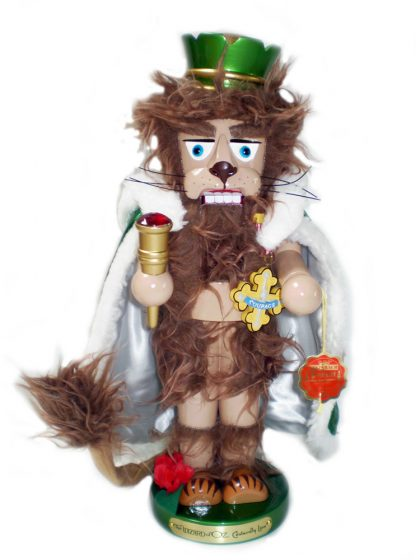 Produktbild ES1805 – Big NC Oz Cowardly Lion Nutcracker