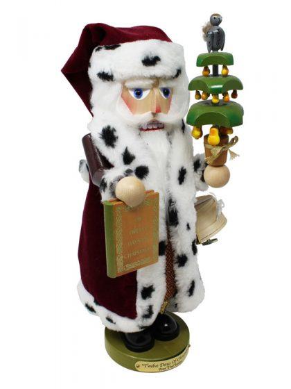 Produktbild ES1881 – Musical Pear Tree Santa Nutcracker