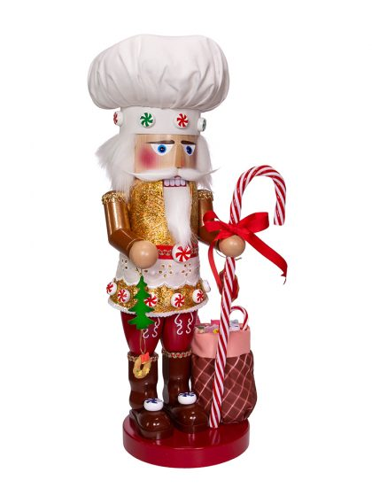 Produktbild ES3003 – Gingerbread Santa