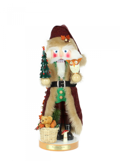 Produktbild ES3000 – Big NC Woodland Santa Nutcracker