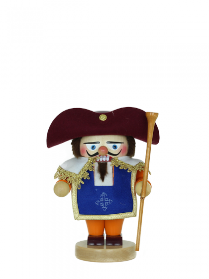Produktbild SN18CN1559 – Chubby Portos The Noble Musketeer with Musket