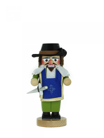 Produktbild SN18CN1560 – Chubby Aramis The Noble Musketeer with Sword