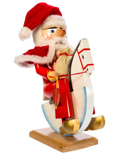Produktbild ES1652 – Big NC Rocking Horse Santa