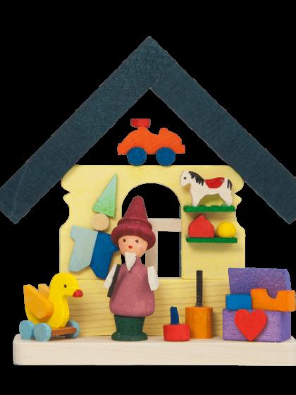 Produktbild GM21ORN010 – House Elf with toys
