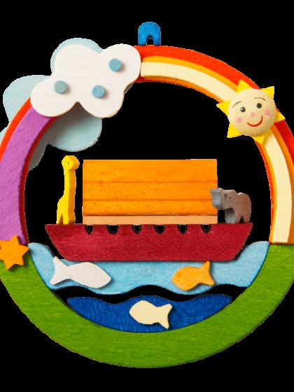 Produktbild GM21ORN023 – Diorama Noahs Ark
