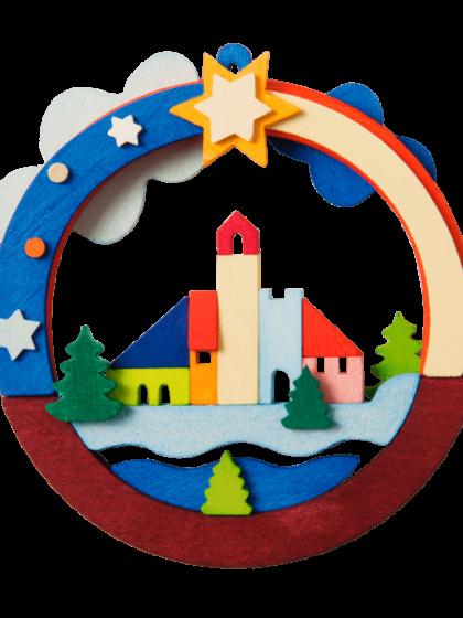 Produktbild GM21ORN024 – Diorama Christmas village