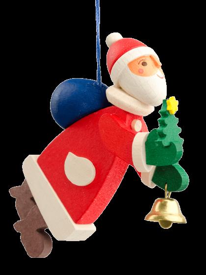 Produktbild GM21ORN034 – Santa Claus with thread