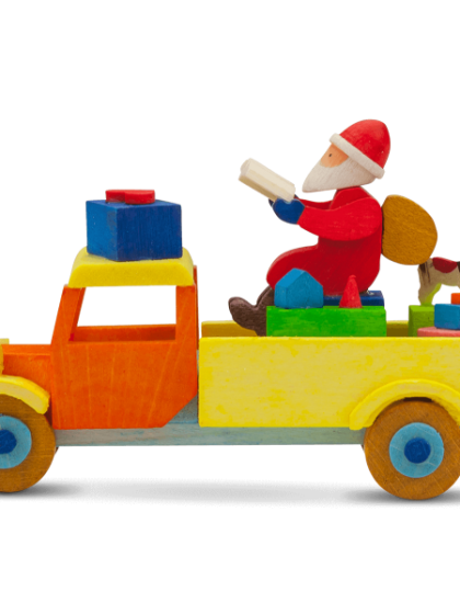 Produktbild GM21ORN044 – Truck Santa Claus