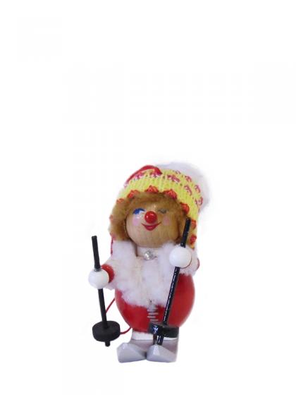 Produktbild S247 – Ornament Skier