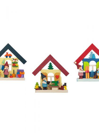 Produktbild GM21ORN011 – 3-Set House Elf