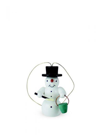 Produktbild G21ORN001 – Ornament Snowman with shovel and bucket